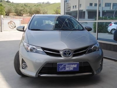 gebraucht Toyota Auris 1.8 Hybrid 5 porte Active