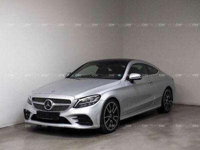 usata Mercedes C300 d Auto Coupé Premium