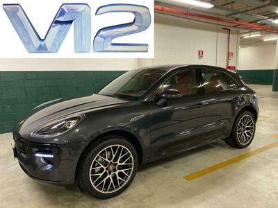 """usata Porsche Macan 2.0 - pacc sport - 21"""" - tetto - bose - pelle ross"""