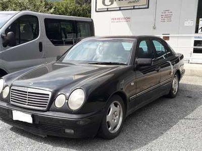 usata Mercedes E200 Kompressor cat Avantgarde GPL