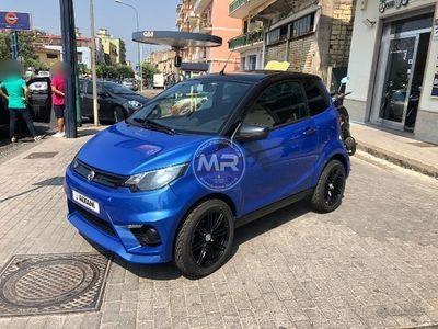 usata Aixam City 50cc SPORT NUOVA 2019
