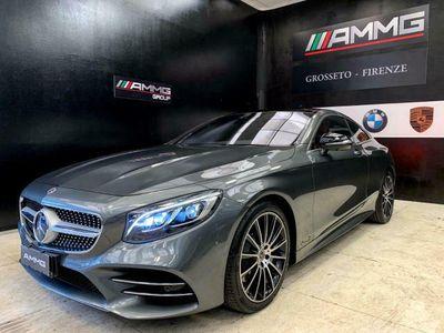usata Mercedes S560 Coupé Premium Plus AMG (643) GR