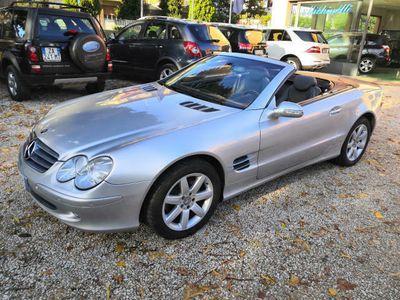 usata Mercedes SL350 1 Pro Tagliandi MB + COMAND + Sequentronik