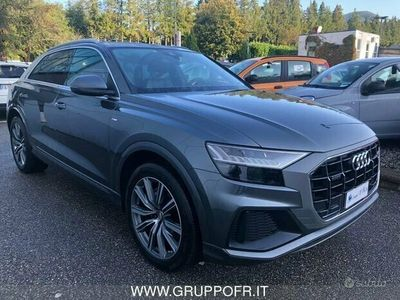 usata Audi Q8 50 TDI 286 CV quattro tiptronic Sport...