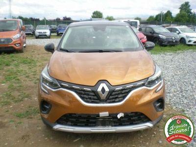 usata Renault Captur tce 12v 100 cv gpl intens ufficiale italiana