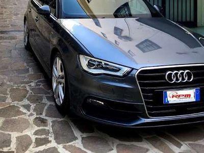 usata Audi A3 SPB 2.0 TDI S-line plus S-tronic