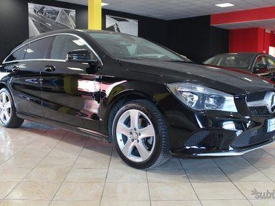 usata Mercedes CLA180 d s.w. automatic*unico propriet.*km certificati