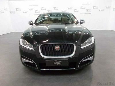 usata Jaguar XF SB 2.2d Luxury 200cv auto