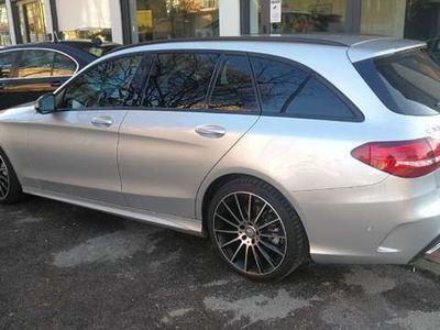 usata Mercedes C300 h S.W. Automatic Premium