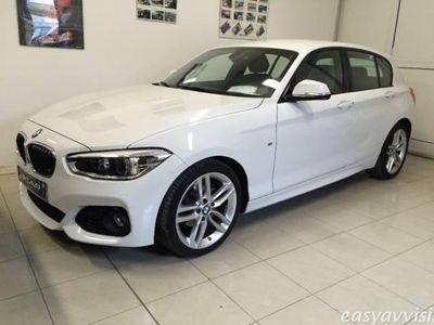 "usata BMW 118 dA 5p. Msport Autom /Navig/Fari LED/""18 M sport"