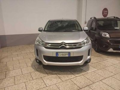 brugt Citroën C4 Aircross 1.6 HDi 115 Stop&Start 2WD Seduction