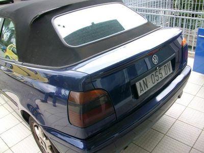 usata VW Golf Cabriolet 1.6 cat Movie