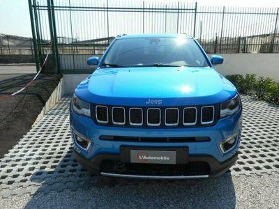 usata Jeep Compass 1.6 Multijet II 2WD Limited