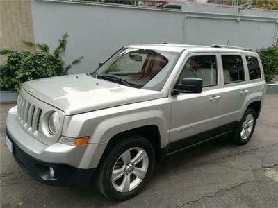 second-hand Jeep Patriot 2.2 CRD DPF Limited