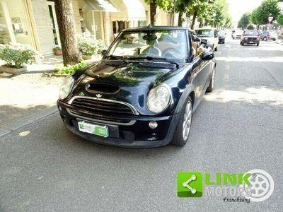 usata Mini Cooper S Cabriolet 1.6 |INTERNI IN PELLE |
