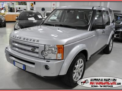 brugt Land Rover Discovery 3 2.7 TDV6 SE -7 POSTI- 4X4/NAVI/BLUETOOTH/PDC