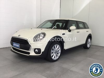 second-hand Mini One D Clubman CLUBMAN
