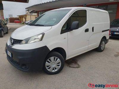 usado Nissan NV200 1.5 dci 90cv uniproprietario diesel