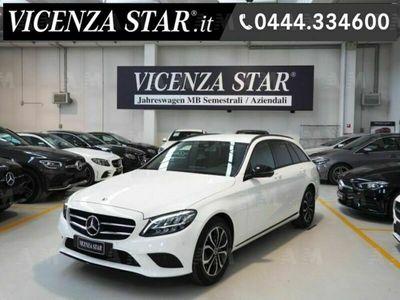 usata Mercedes 180 Classe C Station WagonSport del 2019 usata a Altavilla Vicentina
