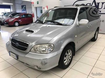 second-hand Kia Carnival 2.9 16V CRDi cat Family