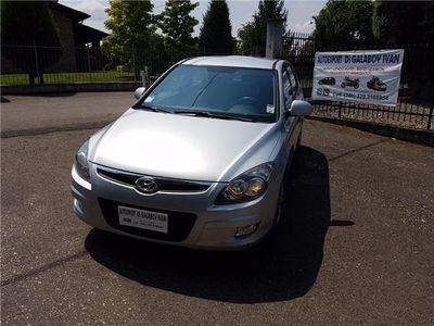 usata Hyundai i30 1.4 GPL-12 MESI DI GARANZIA-2010