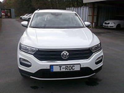 usata VW T-Roc Design 1.5 Tsi Sitzheizung Pdc Mfl Sofort