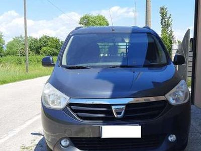 usata Dacia Lodgy 1.5 dCi 8V 90CV 5 posti Lauréate