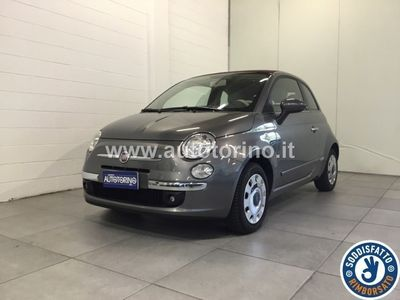 second-hand Fiat 500C 500C1.2 Pop 69cv