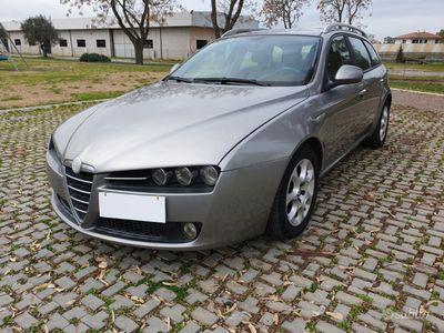 usata Alfa Romeo 159 1.9 diesel interni in pelle 2008