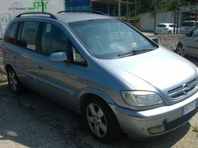 usata Opel Zafira 2.0 DTI 101 CV 7 POSTI FINE 2004