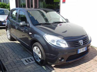 usata Dacia Sandero 1.4 8V GPL AMBIANCE DEL 2010