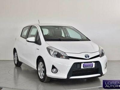 usata Toyota Yaris 1.5 Hybrid 5 porte Lounge CAMERA-AZIENDALE