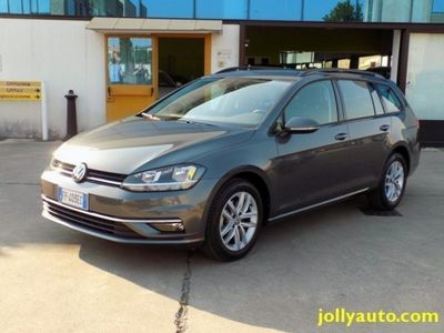 usado VW Golf Variant Business 1.6 TDI 115 CV BMT rif. 11617802