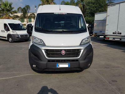 usata Fiat Ducato passo medio 2.3 mjt 130 cv navigatore retrocamera