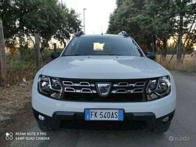 usata Dacia Duster 4x4 1.5 diesel 110c 2017 navi plus q