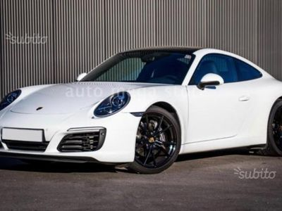 usado Porsche 911 Carrera 370 cv 2017 Nuova