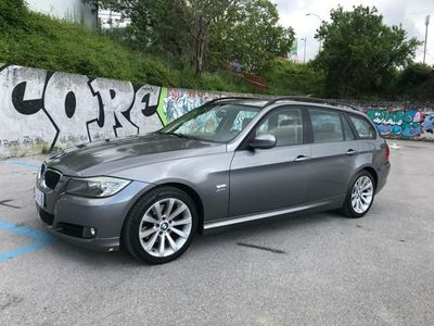 usata BMW 320 Serie 3 (E90/E91) cat xDrive Touring Futura