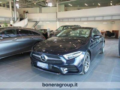 usata Mercedes 350 CLS CoupeD Premium 4Matic 9G-Tronic Plus