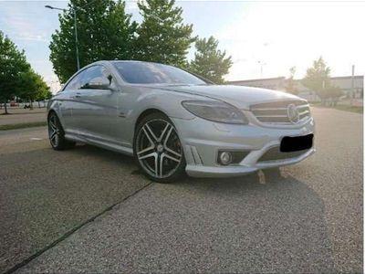 usata Mercedes CL65 AMG AMG V8