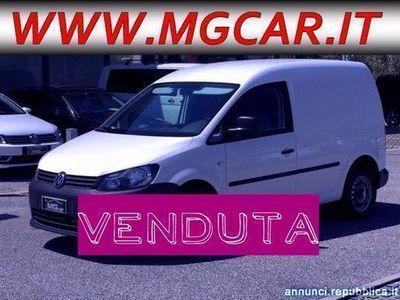 brugt VW Caddy 2.0 ECOFUEL-METANO 4 PORTE-KM 51.000-TEL-G. TRAIN Rimini