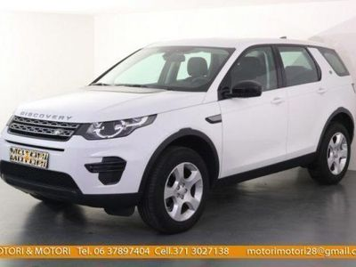 usata Land Rover Discovery Sport 2.0 TD4 150 CV Pure,Manuale,Navi,Pdc
