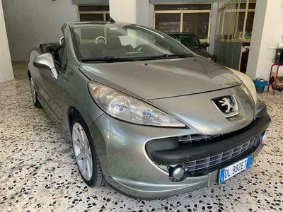 usata Peugeot 207 CC 1.6 VTi 120 CV Roland Garros