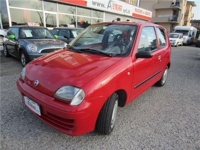 "second-hand Fiat Seicento 1.1i cat Active ""GPL"" - OkNeopat. - UnicoPropriet."