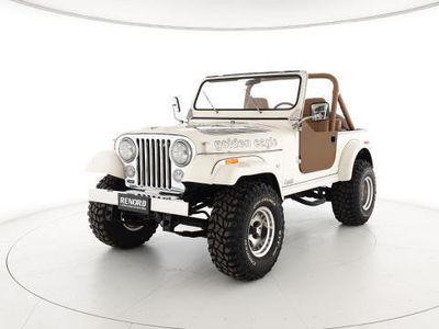 usata Jeep Wrangler LAREDO - RESTAURO INTEGRALE DI GRADO 1 DOCUMENTATO