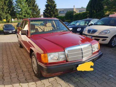 używany Mercedes 190 2.0 E cat