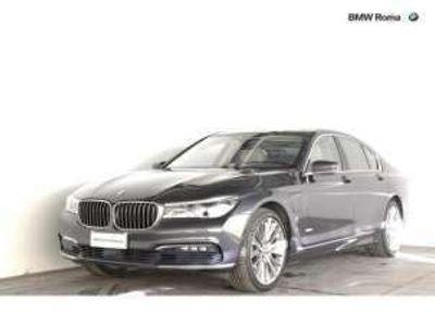 usata BMW 740 e Eccelsa Elettrica/Benzina