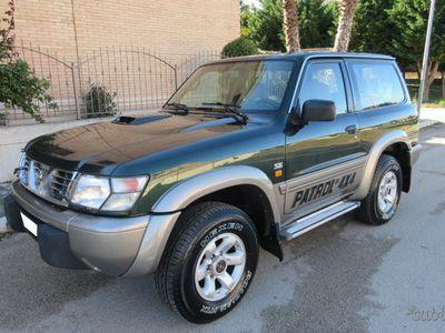 usata Nissan Patrol 2.8 td6 4x4