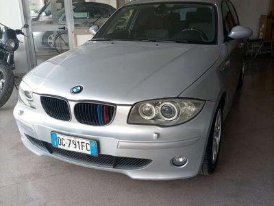 usata BMW 120 Serie 1 (E87) cat 5 porte Futura