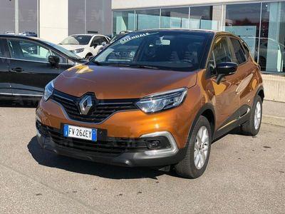usata Renault Captur 1.3 tce Sport Edition 130cv Fap