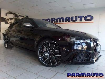 brugt Audi RS6 Avant 4.0 TFSI quattro tiptronic performance